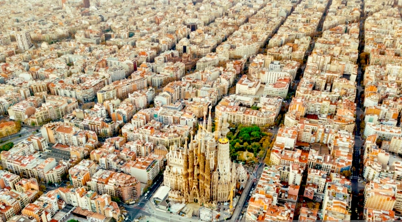 лучшие города европы