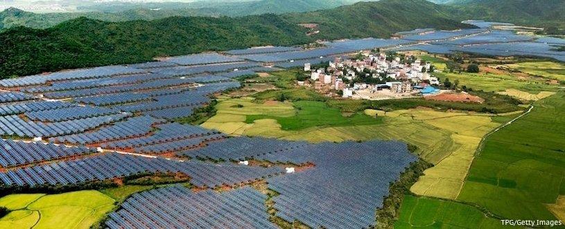 страны, использующие солнечную энерегию