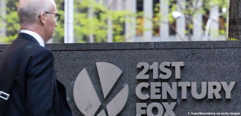 Финансовые результаты Twenty First Century Fox