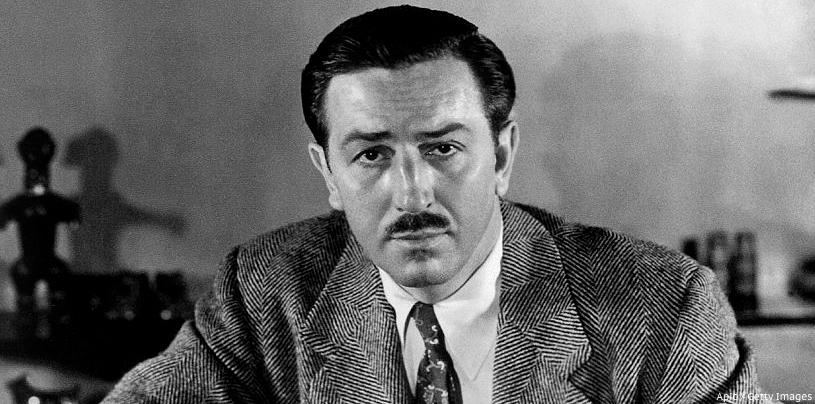 Акции Walt Disney