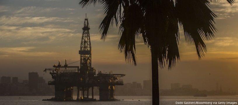 нефть Бразилии