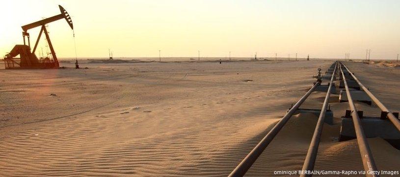 сколько нефти добывают в Кувейте