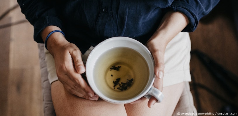 чай в ладонях