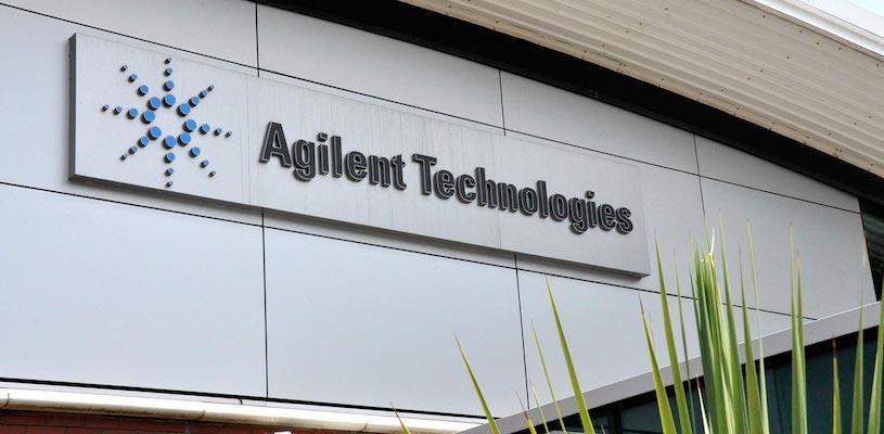прибыль Agilent Technologies