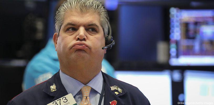 спад рынка