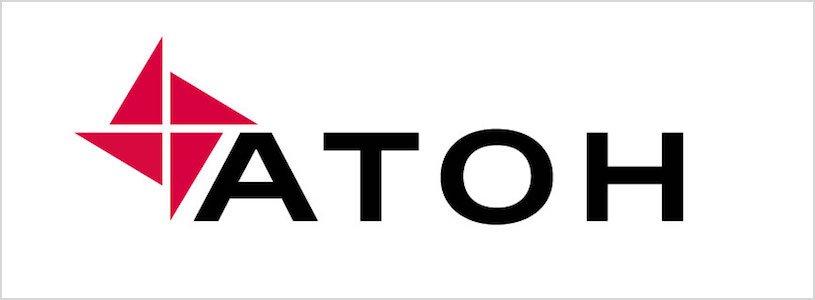 логотип атон