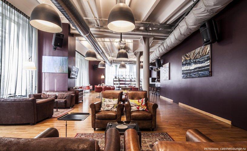 коворкинг Cabinet Lounge