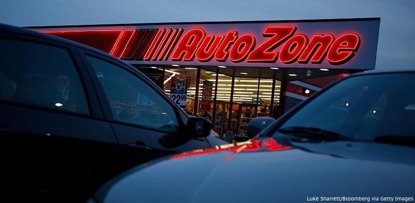 Прибыль AutoZone