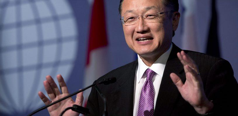 Глава Всемирного банка