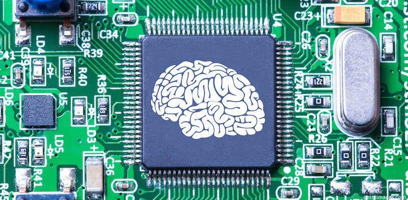 микрочип с мозгом