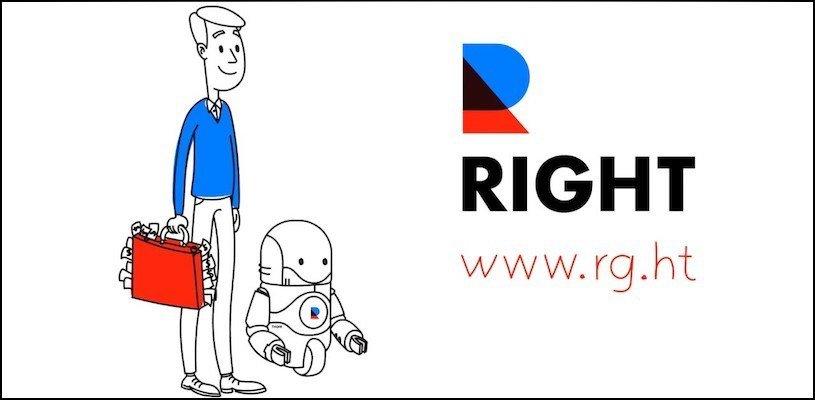 Робот советник Right