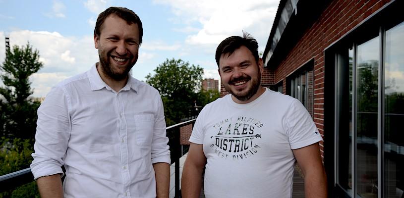Дмитрий Кибкало и Дмитрий Борисов
