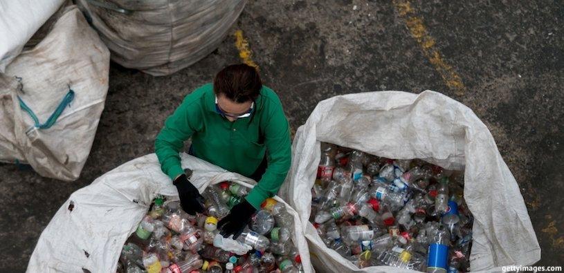 сортировка мусора зарубежом