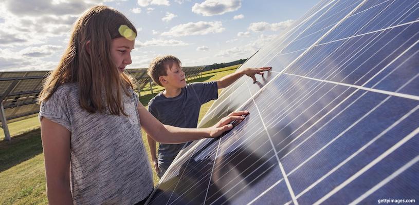 альтернативный источник энергии солнца