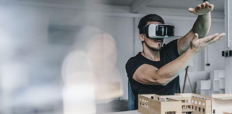 проектировщик виртуальной реальности