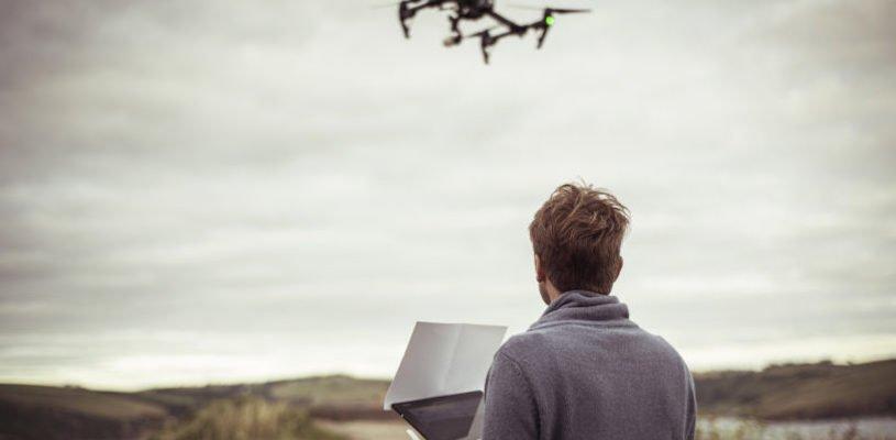 управление беспилотным летательным аппаратом