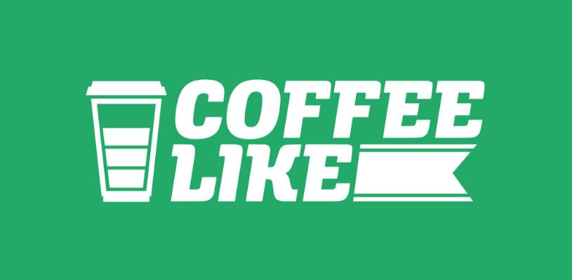 лого coffee like