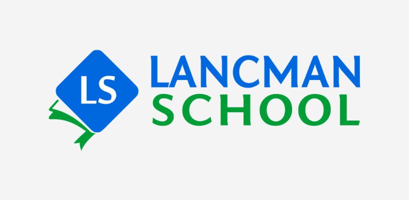 лого Lancman School