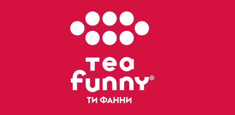 лого tea funny
