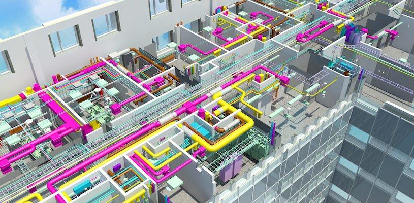 технологии в строительстве