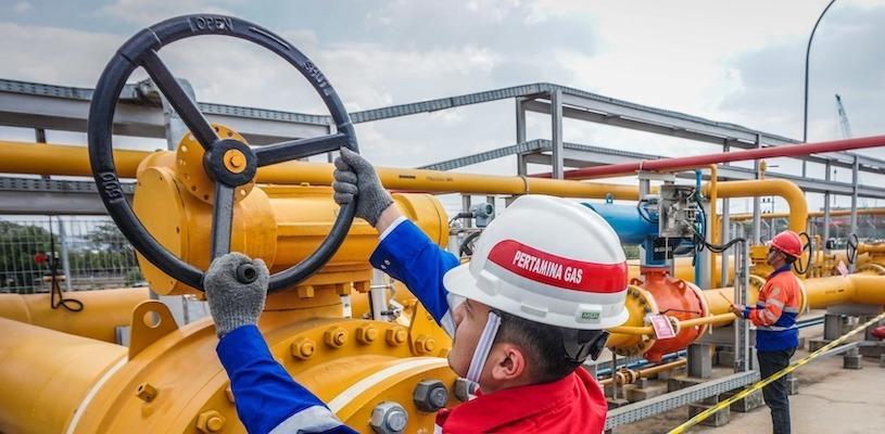 страны по добыче газа