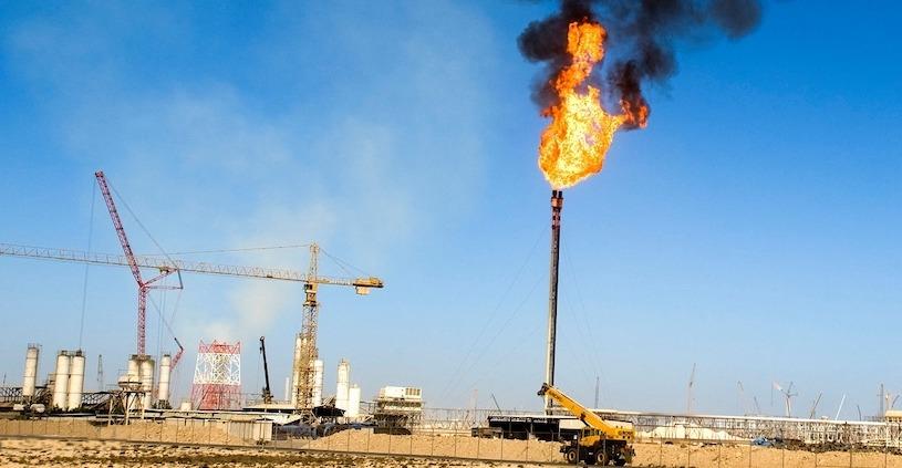 запасы и добыча газа в мире