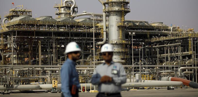 газодобыча саудовской аравии