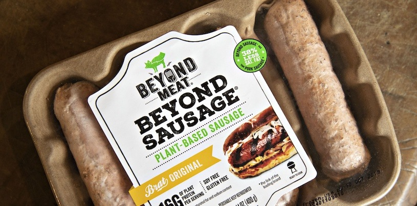 акции Beyond Meat
