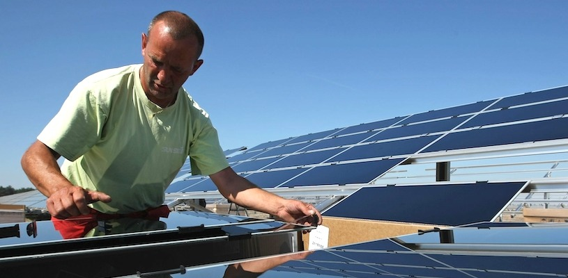 акции First Solar